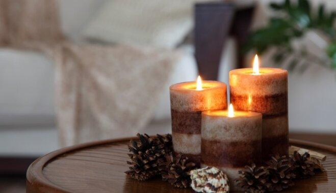 Drūmās sezonas pārdzīvošana: dāņu iecienītais 'hygge' dzīvesstils un tā izpausmes