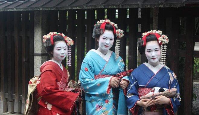 В гостях у гейши. Особенности сексуальной культуры в современной Японии
