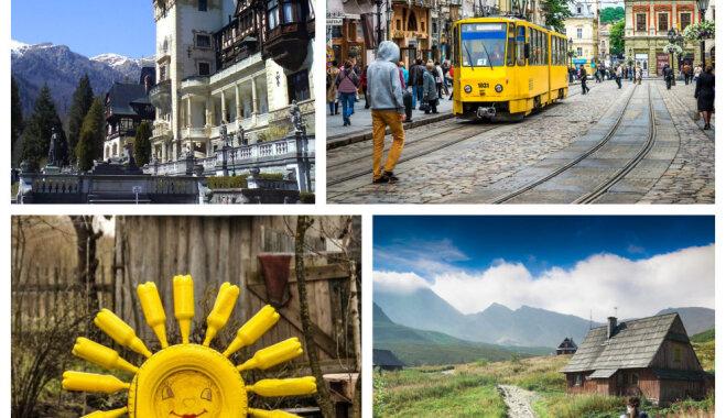 Pārsteidzošā Austrumeiropa: idejas lētai, kolorītai un netūristiskai atpūtai