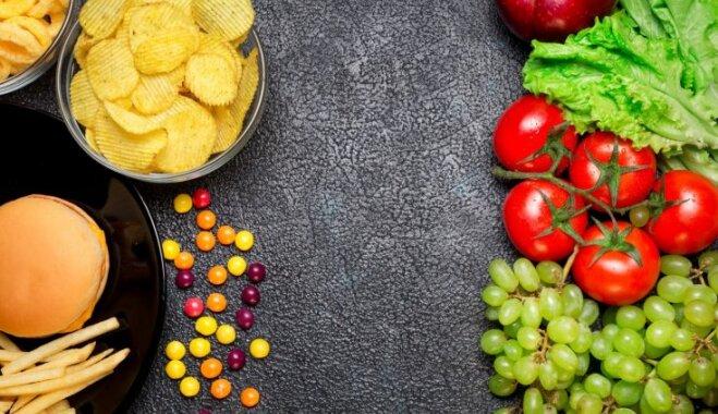 Veselīgas ēšanas ābece: rakstu izlase ar ieteikumiem un speciālistu komentāriem