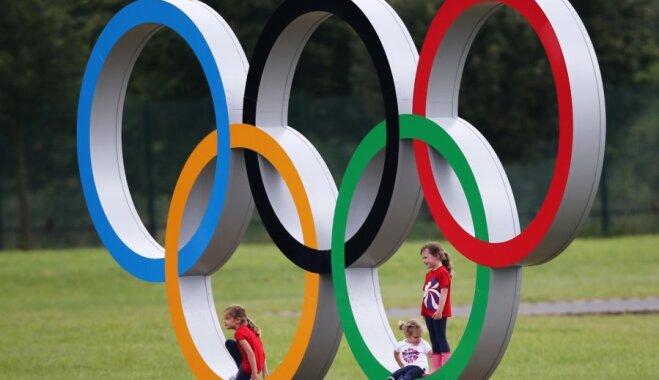 Latvijas olimpiskā vēsture
