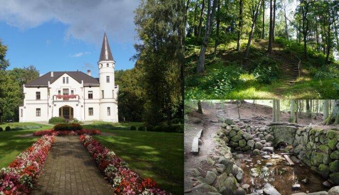Brīvdienu maršruts: apskates vērtas vietas Auces apkārtnē