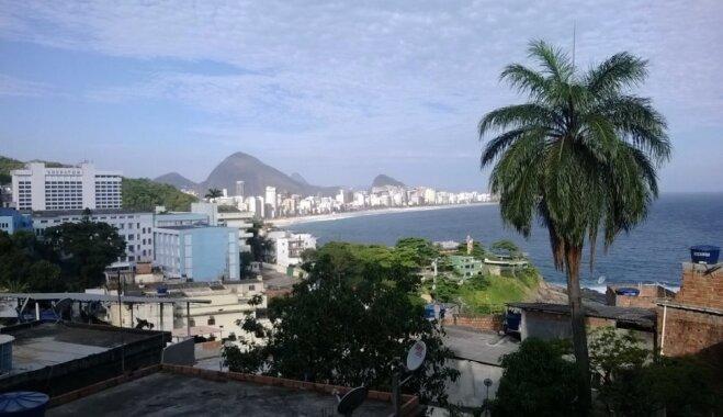 Brazīlijas apceļošana: Neatkārtojami krāsainā pilsēta Riodežaneiro (3. daļa)