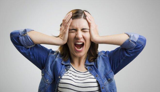 Десять странных способов как наше тело реагирует на стресс