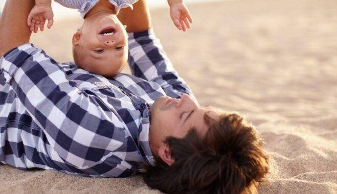 Gribēju, bet nepratu: četri iemesli, kādēļ vīrietim neizdodas kļūt par labu tēvu