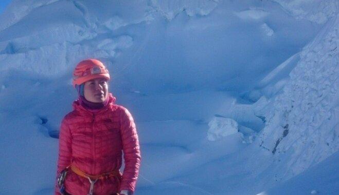Latvijas alpīnisti uzkāpuši vienā no pasaules skaistākajām virsotnēm