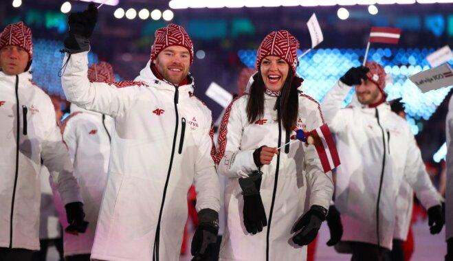 ФОТО: В Пхенчхане состоялось красочное открытие XXIII зимних Олимпийских игр
