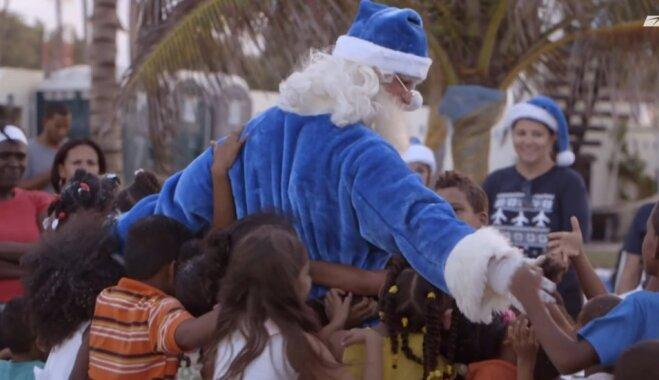 ВИДЕО: Рождественские видеоролики от мировых авиакомпаний