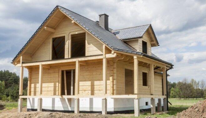 Caur ērkšķiem uz savu māju. Pieredzes stāsts par mājas būvniecību
