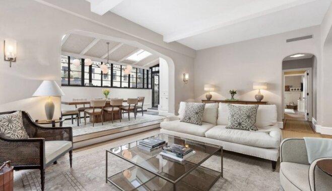 Dzīvoklis kā konfekte – visu ērtību kopums zem viena jumta Manhetenā