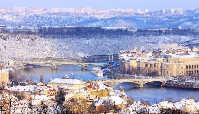 Ar draugiem, bērniem vai romantiski divatā: Jaunā gada sagaidīšana Čehijā