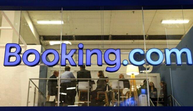 Booking.com открывает офис в Вильнюсе