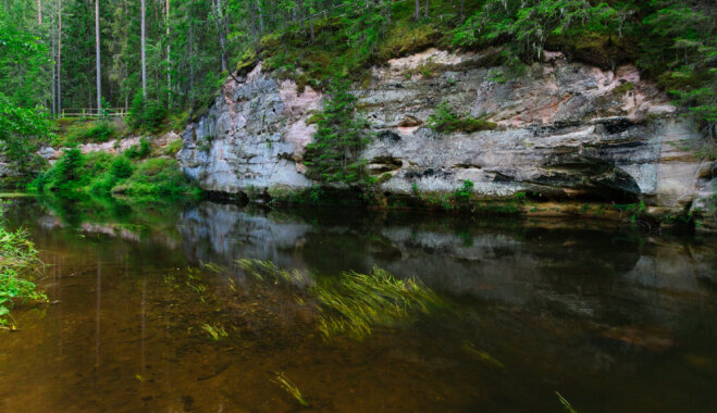 Самые красивые места Эстонии по мнению ее жителей