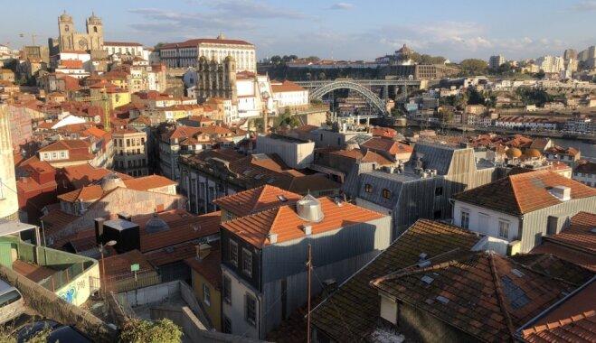 Portugāles garšas: ceļojums uz Eiropas malu, tās restorāniem un pludmalēm