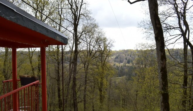 Brīvdienu maršruts: Sigulda pavasarī – tilti, alas un serpentīni