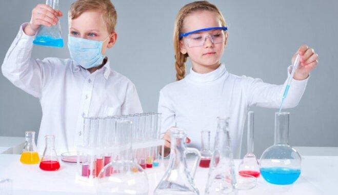 Seši aizraujoši, mājās paveicami eksperimenti, kas patiks bērniem