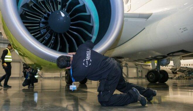 Tehnisku iemeslu dēļ atcelti vairāki 'airBaltic' reisi