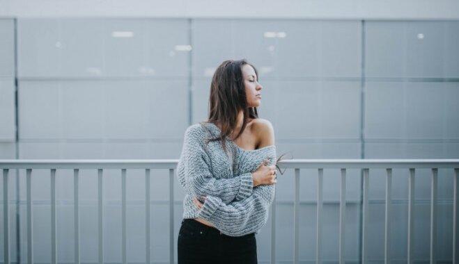 Стильные идеи: теплые свитера — тенденция, которой хочется поддаться