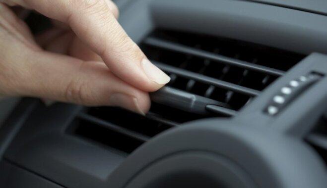 Ārste brīdina par netīrītu kondicionieru ietekmi uz veselību