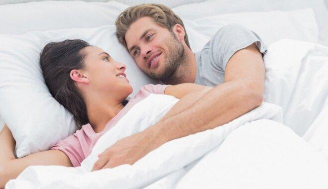Мужчине много места во влагалище во время секса