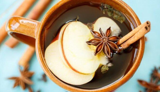 Ābolu tēja