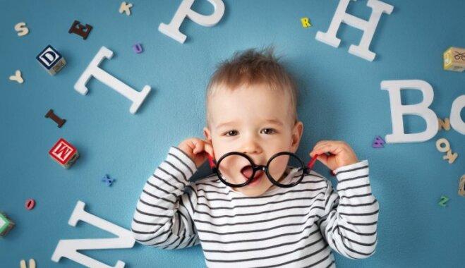 Pēc trīs nemaz nav par vēlu: psihologa viedoklis par bērnu agrīnu attīstību
