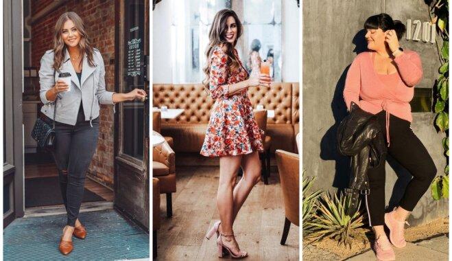 С кедами, сапогами и туфлями на высоком каблуке: как составить отличный наряд