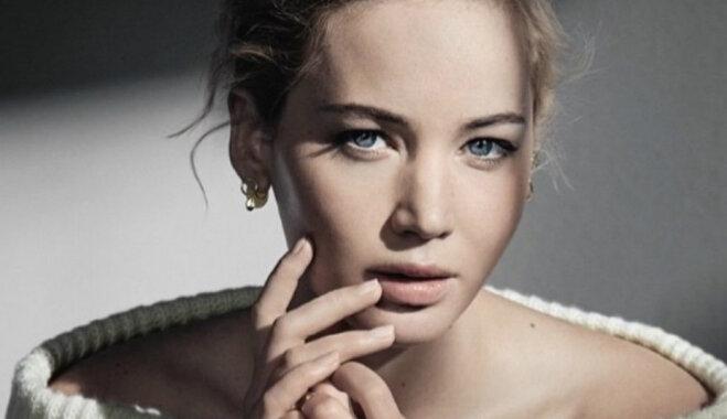 Дженнифер Лоуренс стала лицом новоиспеченной коллекции сумок Dior