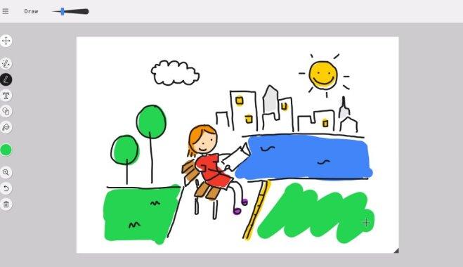 Google выпустила графический редактор, превращающий каракули в красивые рисунки