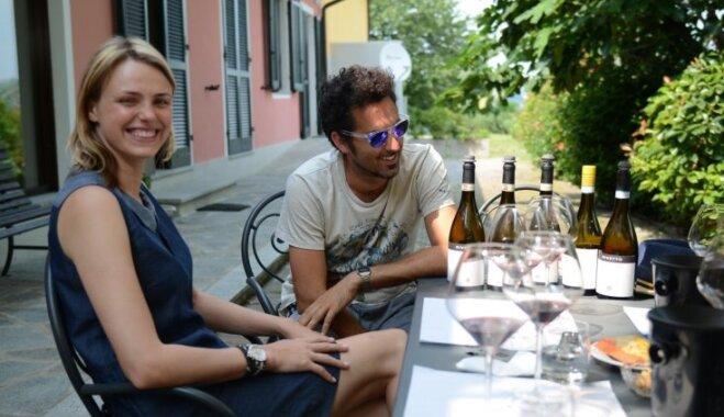 Sieviete vīnu un vīru pasaulē: titulētā someljē Agnese Gintere