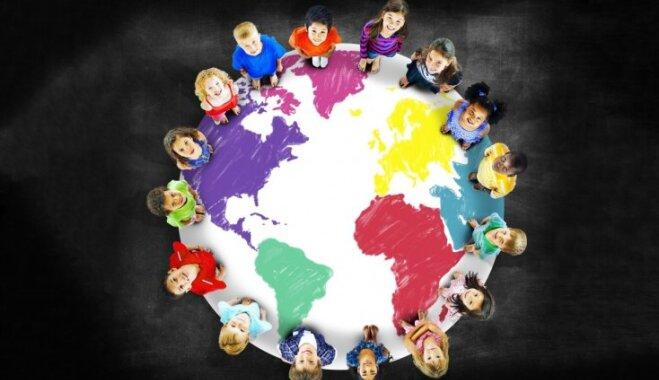 Slimības, izvarošanas, bads - ļaunums, no kā cieš bērni visā pasaulē