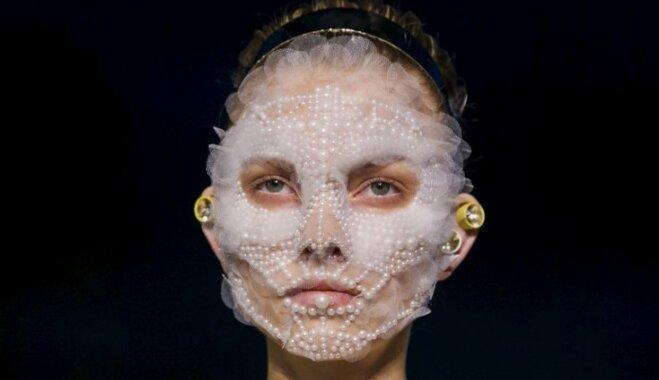 Pērļu mirdzumā: jaunums skaistumkopšanā, kas vilina izdaiļot seju