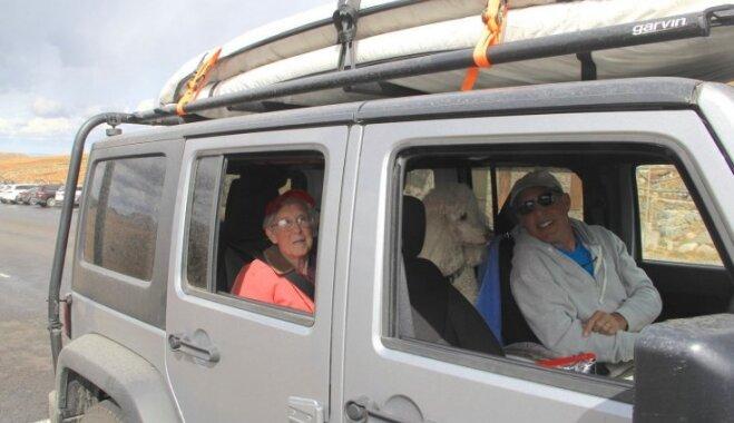 Миссис Норма путешествует: 90 летняя старушка больная раком вместо химиотерапии решила посмотреть мир