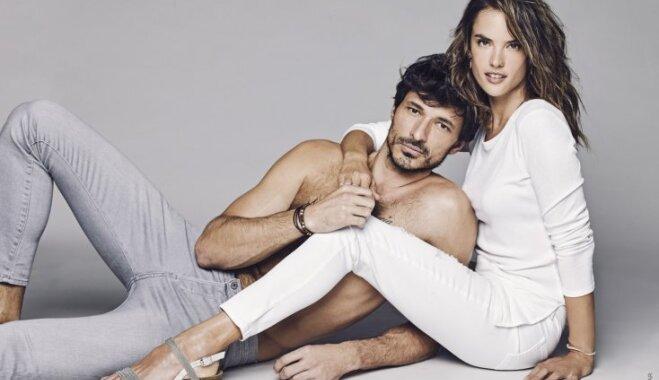 Perfektais pāris – seksīgā supermodele Ambrozio reklamē spāņu kurpes
