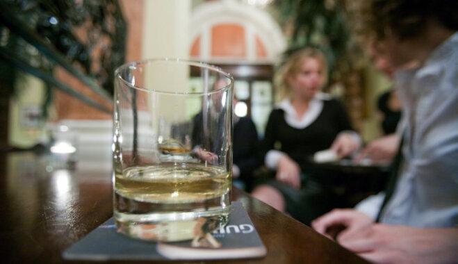 Alkoholiķes atzīšanās. Doma, ka nekad vairs nedrīkstēšu dzert, bija biedējoša