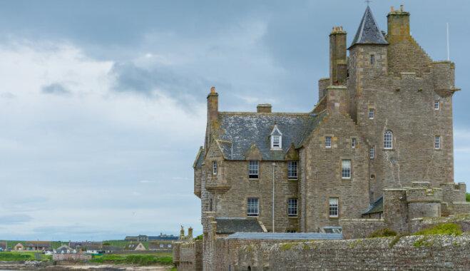 В Шотландии выставлен на продажу замок Акергил - пять веков истории войн кланов за 3,9 млн фунтов