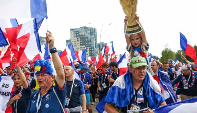 """""""В России дешево"""": во сколько иностранцам обошлась поездка на чемпионат мира"""
