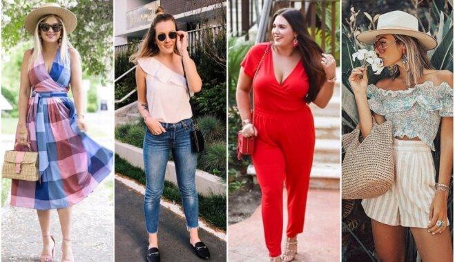 ФОТО. Как одеваться в июле: 31 идея на каждый день месяца