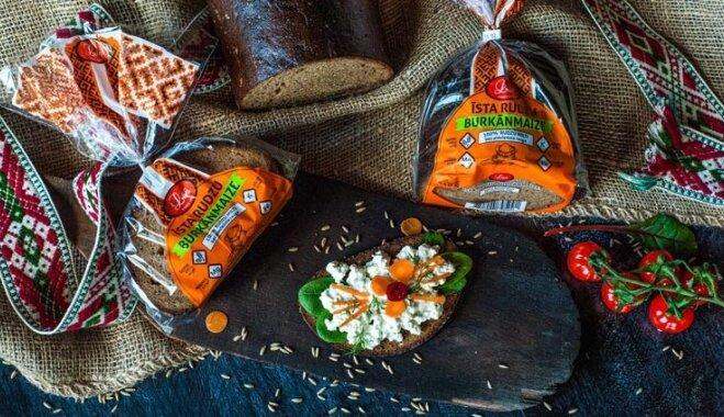 'Lāču' burkānmaizes garšas noslēpums – Latvijas izejvielas un sentēvu tradīcijas