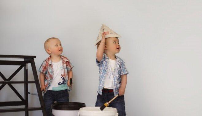 Trīs Montesori pedagoģijas ieteiktas nodarbes bērna radošo spēju attīstīšanai