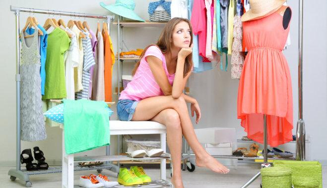 Порядок вещей. Как правильно и красиво раскладывать одежду в шкафу