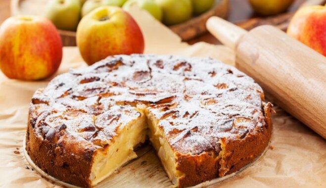 Царский десерт: шарлотка с яблоками и русская шарлотка