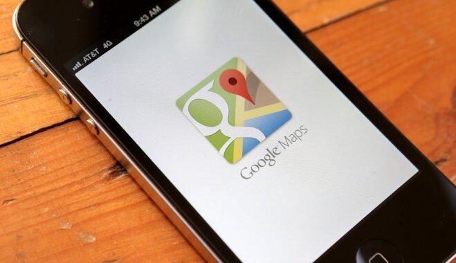 Карты Google Maps наконец-то научили полноценно работать без интернета
