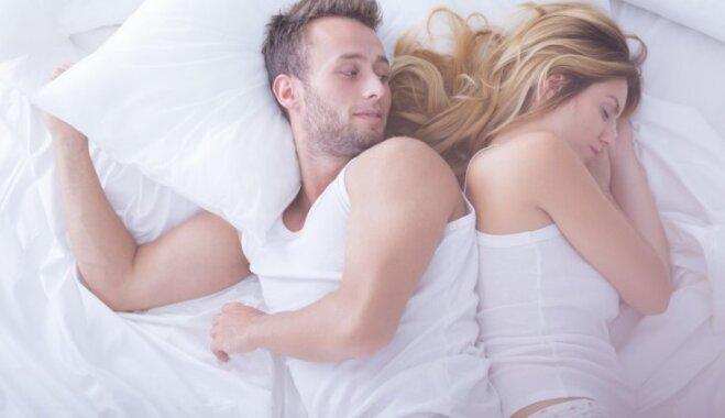 Девять поз совместного сна: что они говорят о ваших отношениях
