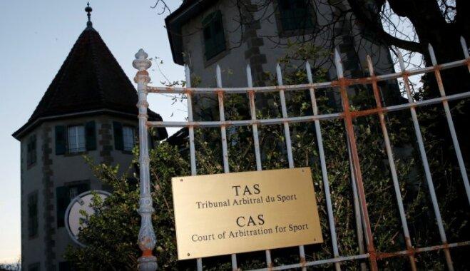 CAS отклонил апелляции 47 российских спортсменов на допуск до Олимпиады-2018