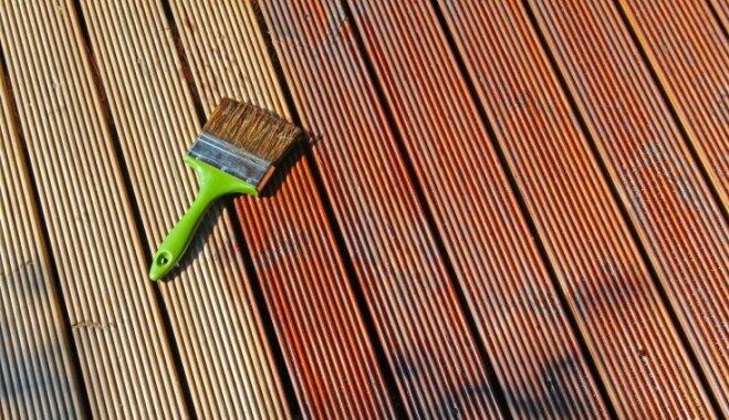 Koka terases apstrāde soli pa solim – no līdzekļiem līdz darba gaitai