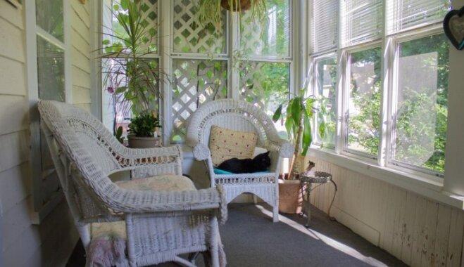 Ar godu ieziemot verandu – idejas piebūves izmantošanai aukstajā sezonā