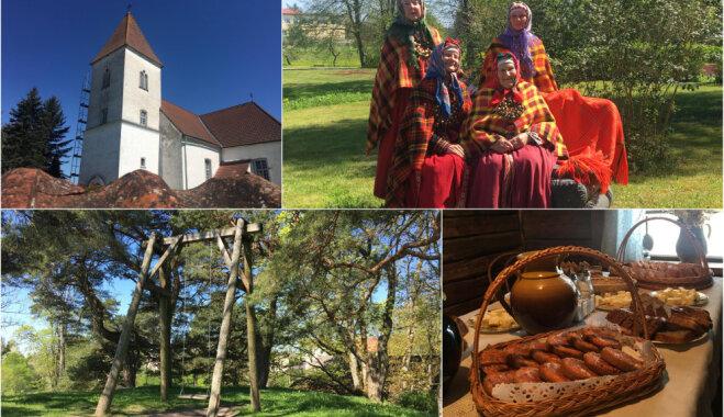 Ciemos pie suitiem: lustīgas un apskates vērtas vietas Alsungā