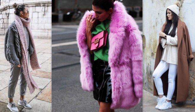 Apģērbu salikumi februārim: 28 idejas katrai mēneša dienai