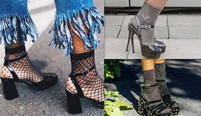 """Сандалии на носки: почему это больше не """"фу"""", а """"вау"""""""